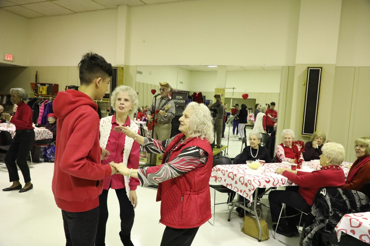 Thumbnail for Meadow Hill Hosts Valentine's Day Luncheon for Senior Residents