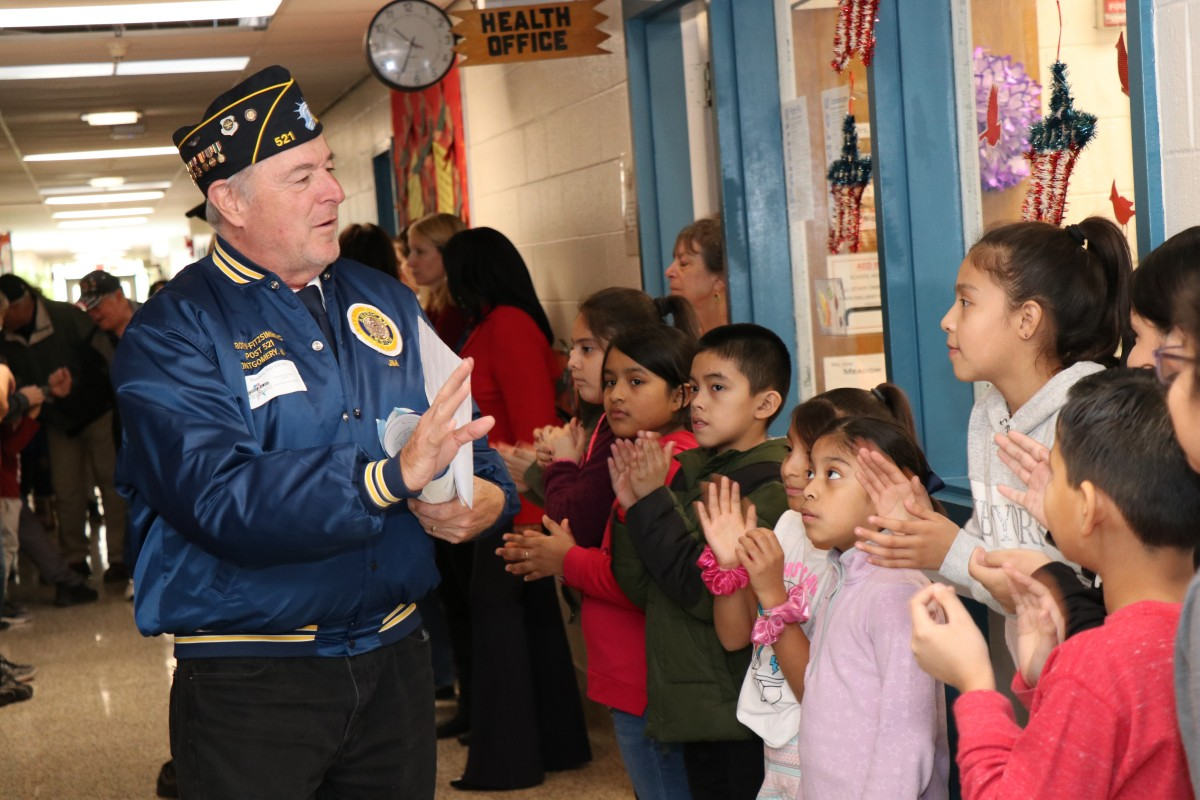 Thumbnail for Meadow Hill School Hosts 15th Annual Veterans Day Breakfast