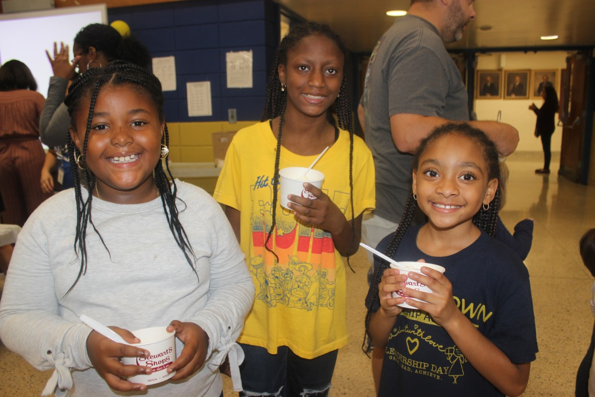 Thumbnail for Meadow Hill Holds Welcome Back Ice Cream Social