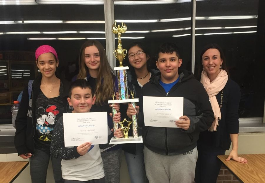 Heritage Middle School - A finished first in the section (Section A) and almost came in third place after four rounds of tie breakers.