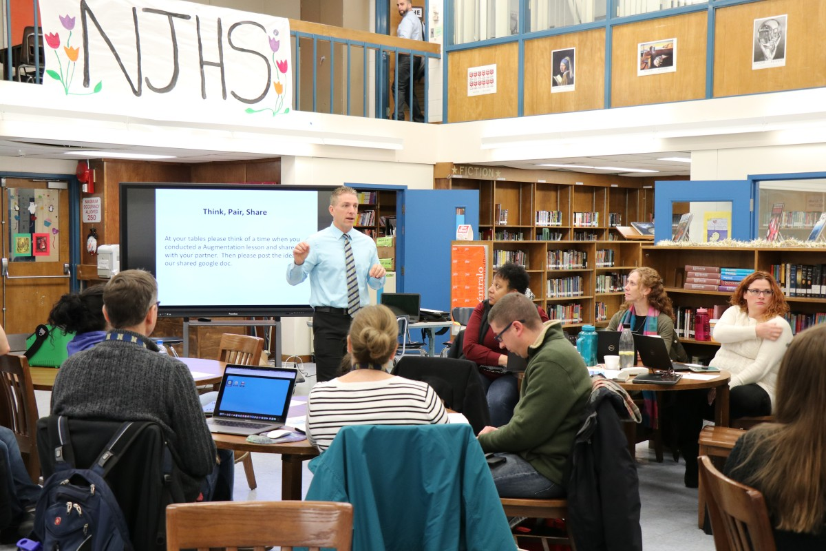 Thumbnail for Newburgh Middle Schools Launch Advanced Learning Partnerships
