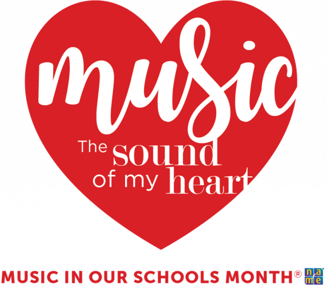 Thumbnail for March is National Music in Our Schools Month!