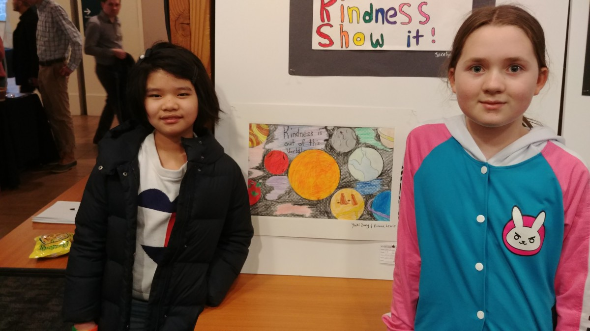Thumbnail for New Windsor School Scholars Kindness Art Featured at The FDR Library in Hyde Park!