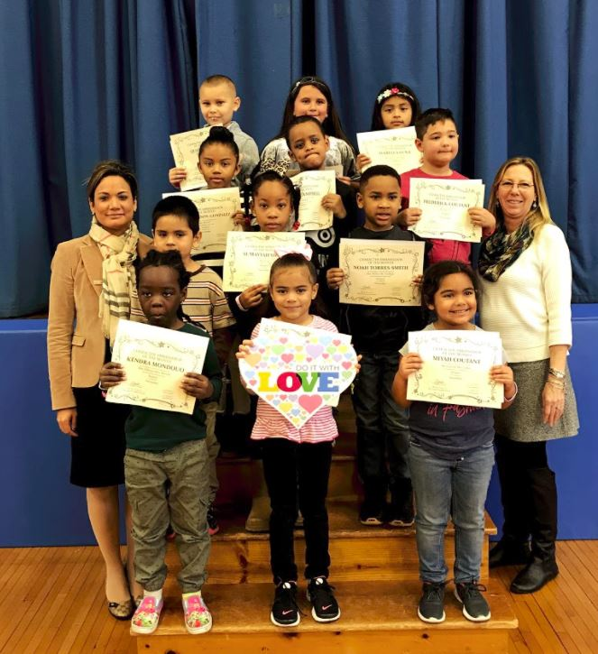 November - Respect Students Grades K-2