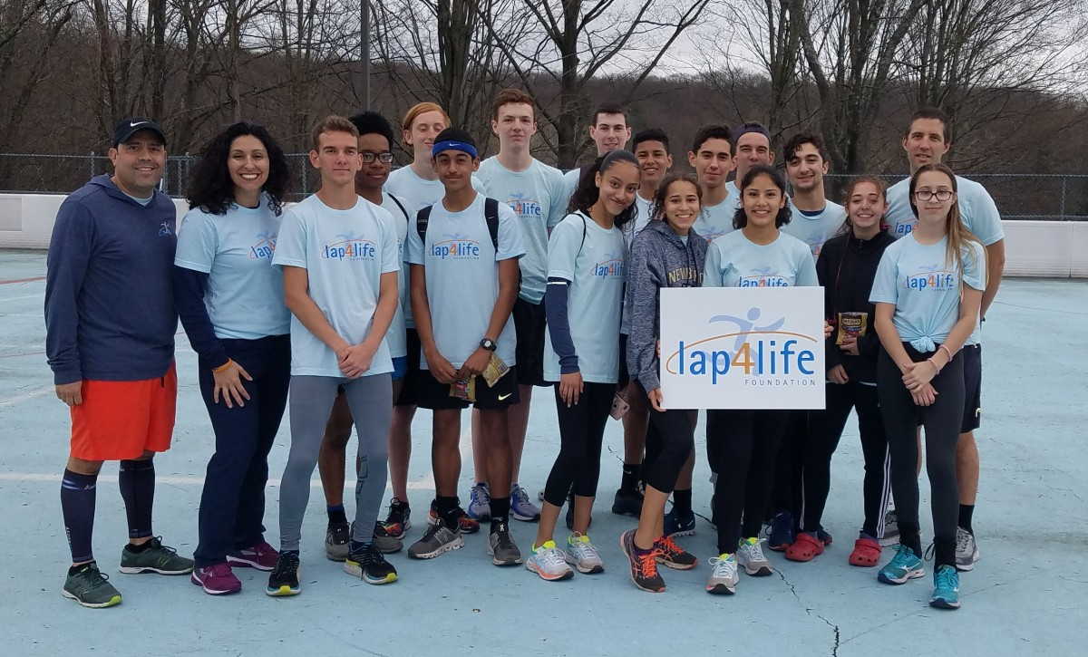 Thumbnail for NFA Cross Country Team Mentors Lap4Life's Youth Running Program for Second Consecutive Year