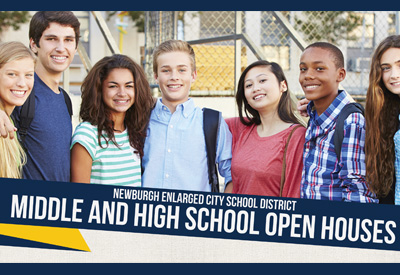 Thumbnail for Middle and High School Open Houses