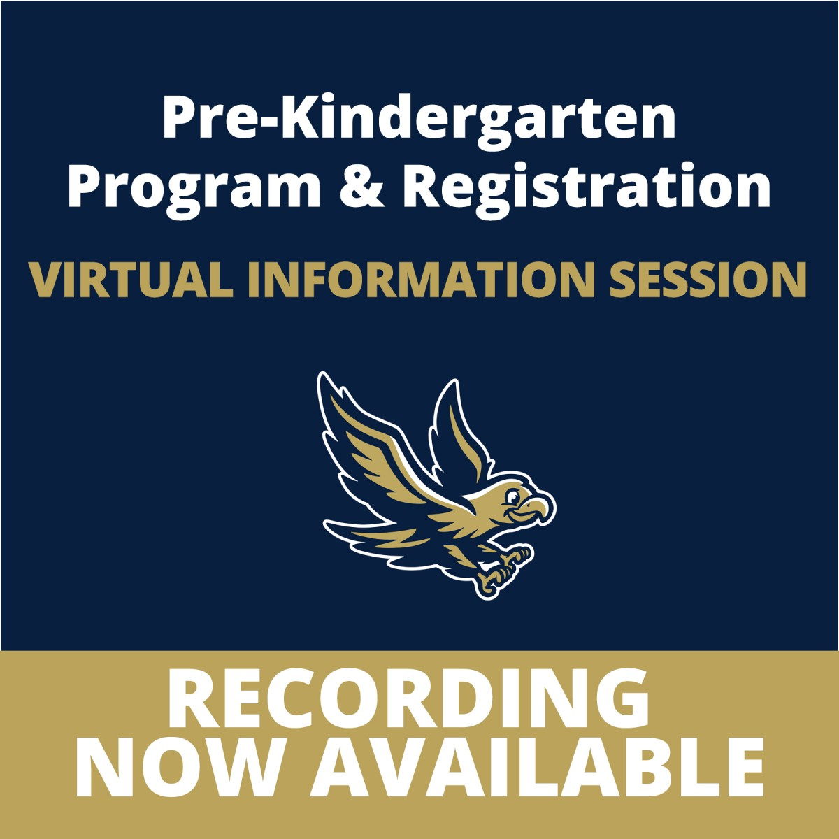 Thumbnail for NECSD Pre-Kindergarten Virtual Information Session Recording