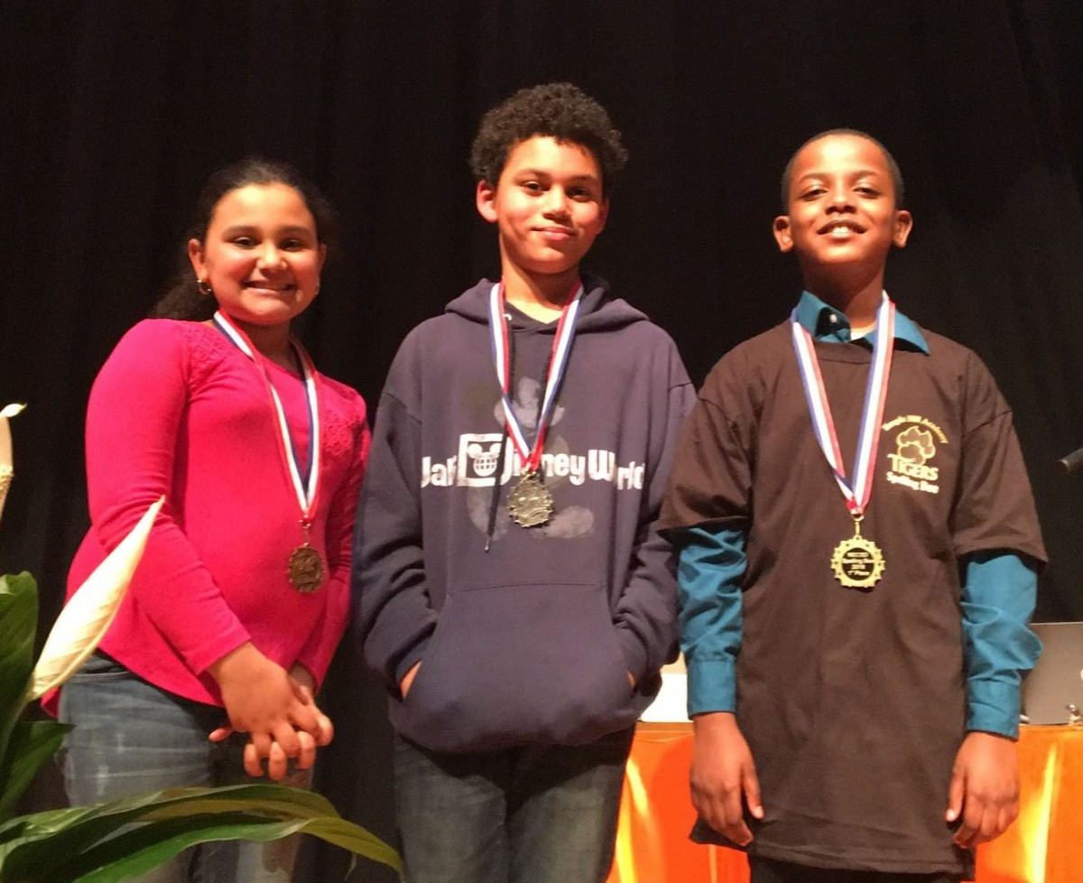 Thumbnail for District Hosts 46th Annual Spelling Bee For Grades 4 & 5!
