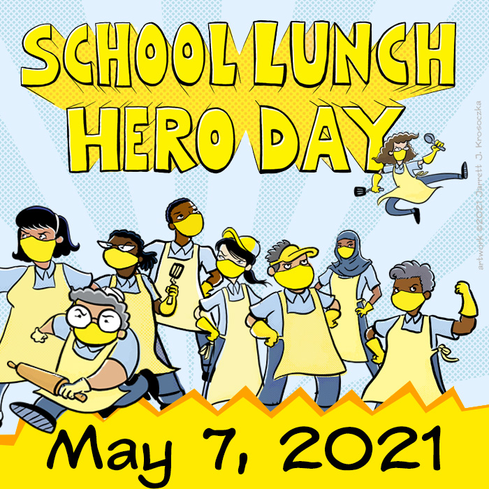 Thumbnail for Weekly Wednesday Meal Distribution/School Lunch Hero Day!