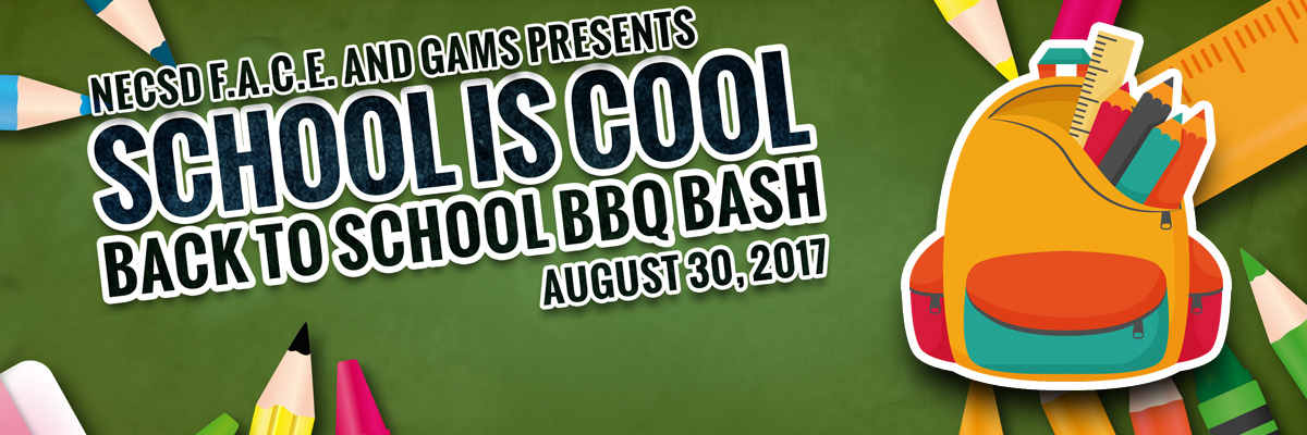 School is Cool - August 30th