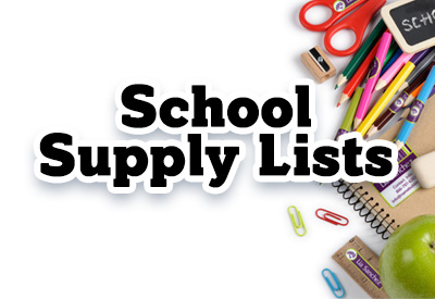 Thumbnail for School Supply Lists