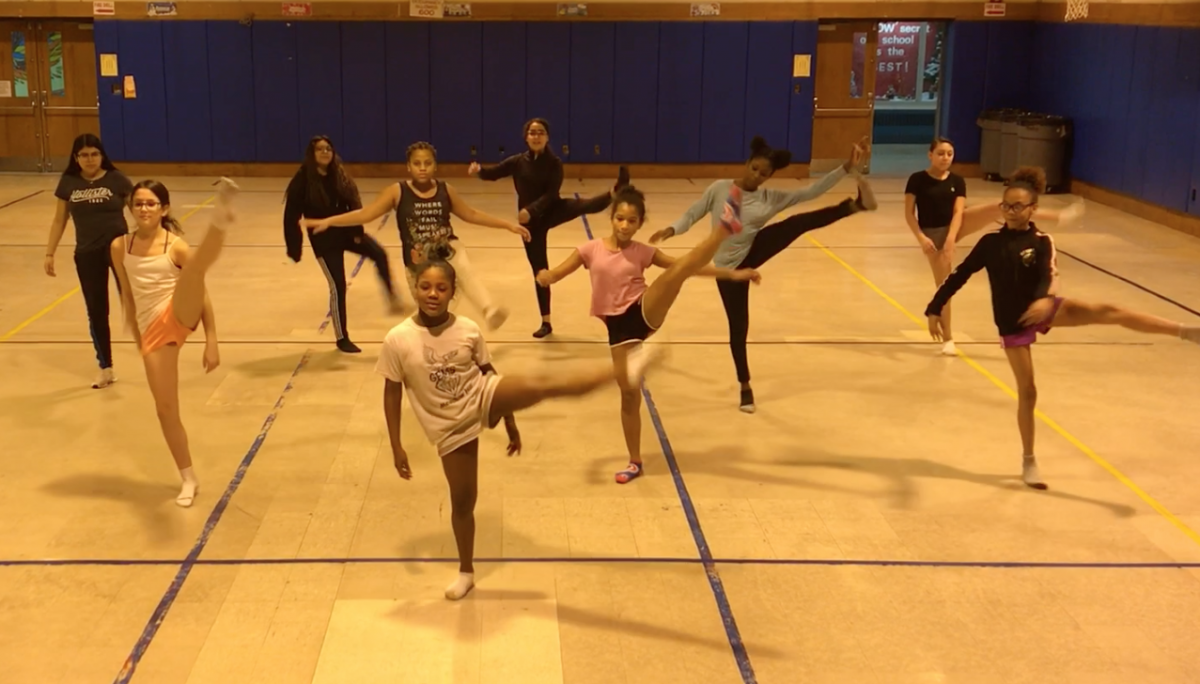 Thumbnail for Empire After School Program at Meadow Hill: Intro to Dance