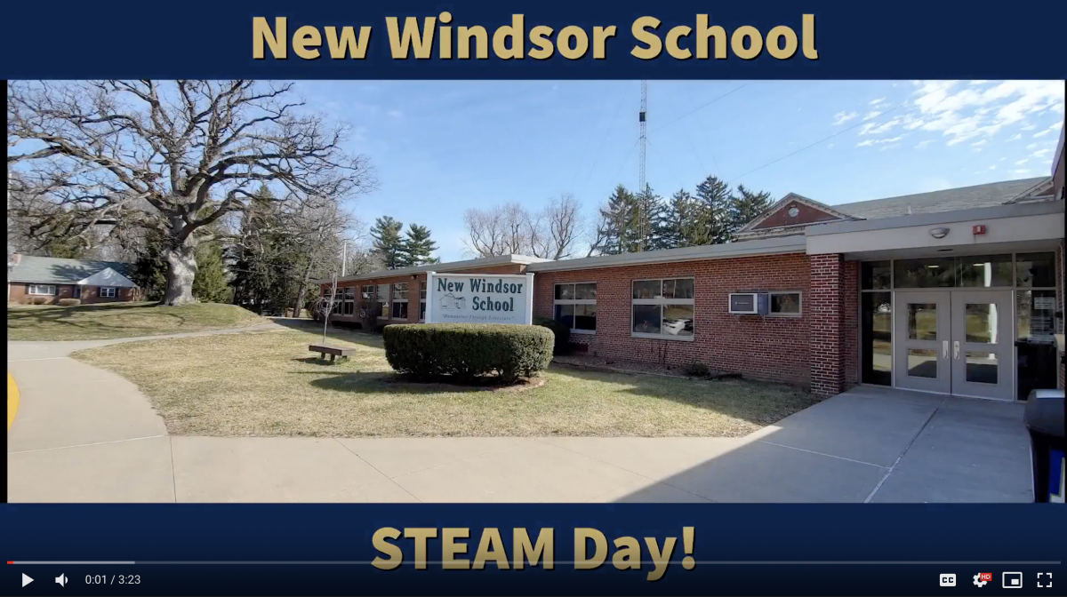 Thumbnail for New Windsor School Celebrates STEAM Day