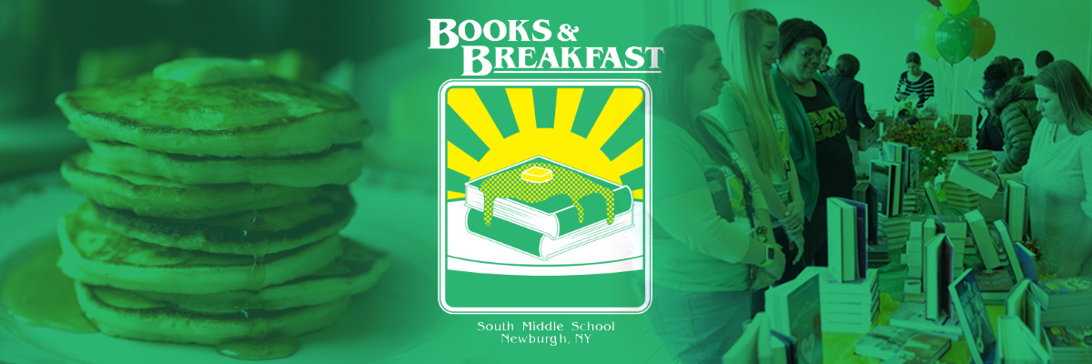 Books and Breakfast Banner