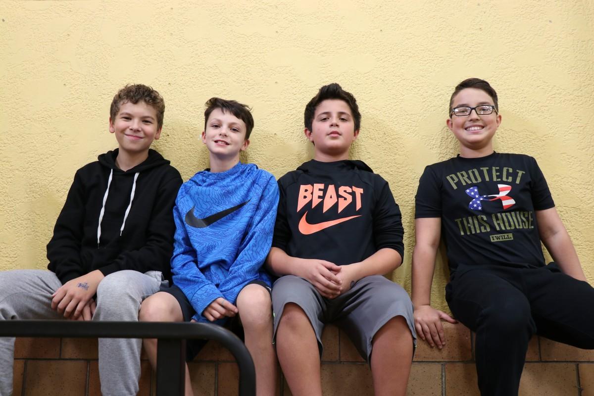 6th grade boys team