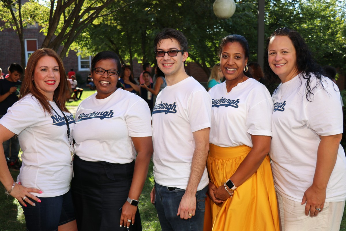 Thumbnail for South Middle School Hosts 'Meet the Principal Ice Cream Social'