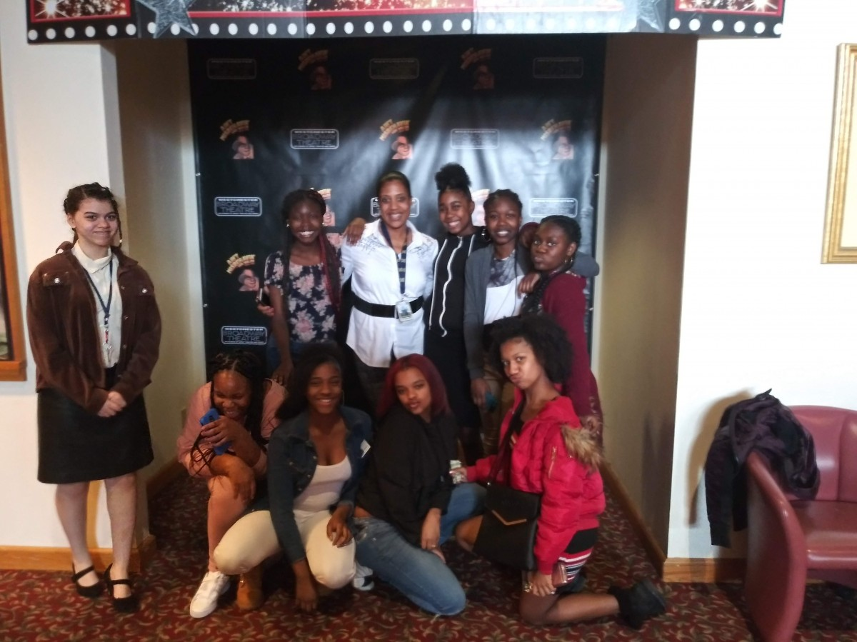 Thumbnail for South Middle School Scholars Travel to Westchester Broadway Theatre with Empire State After School Program