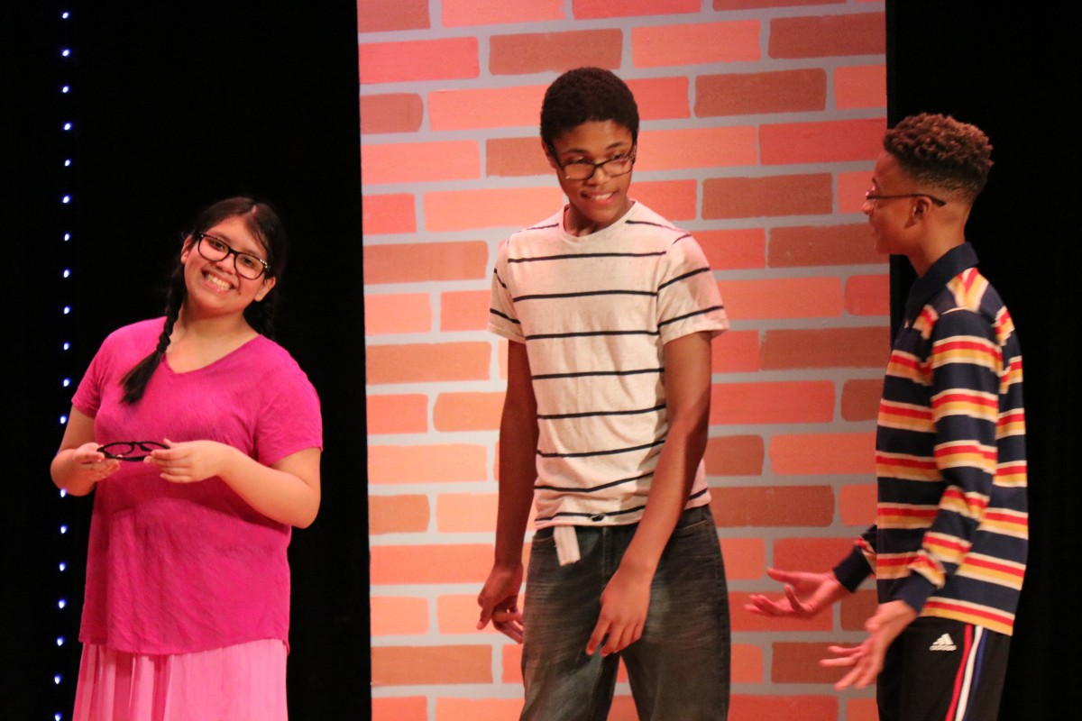 Thumbnail for South Middle School Scholars Perform A Wrinkle in Time