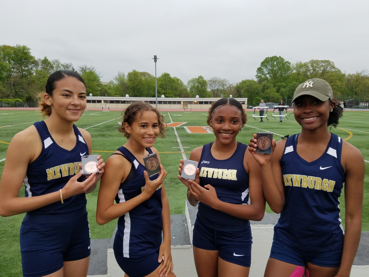 Thumbnail for NFA Girls Track Team Sets Records and Brings Home Medals!