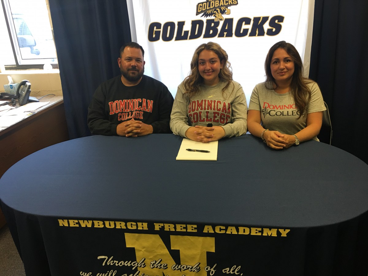 Thumbnail for NFA Softball Player, Maddison Pacione Signs to Play Collegiate Softball with Dominican College