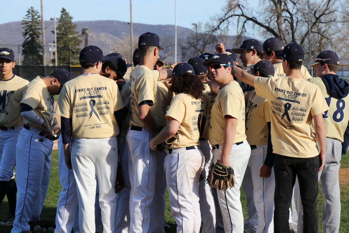 Thumbnail for NFA Baseball Team Hosts Strike-out Cancer Classic