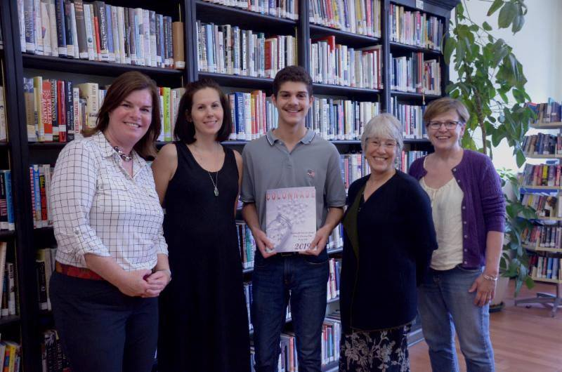Thumbnail for Recent Alumnus Wins Inaugural Newburgh Literary Festival Student Writing Award