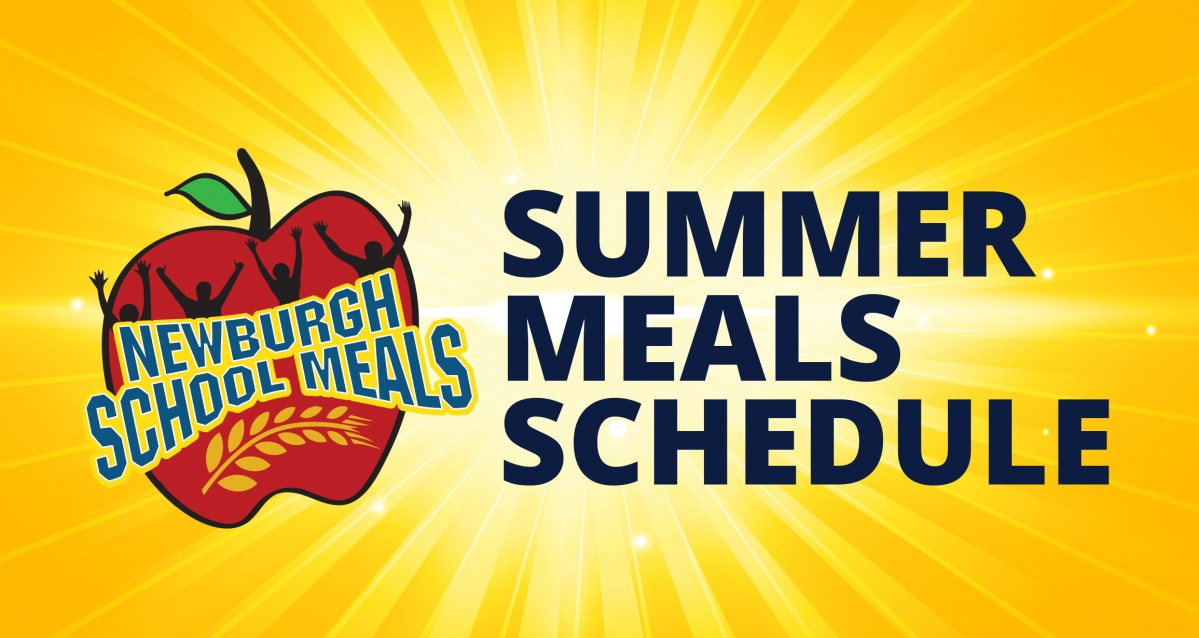 Thumbnail for Summer Meals Schedule Begins Today!