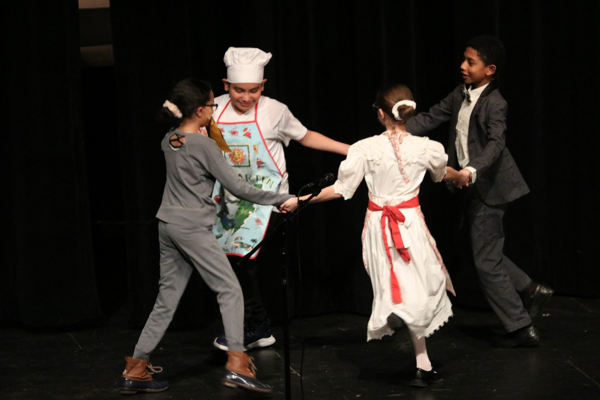 Thumbnail for Scholars Perform in Annual Superintendent's Celebration of the Arts