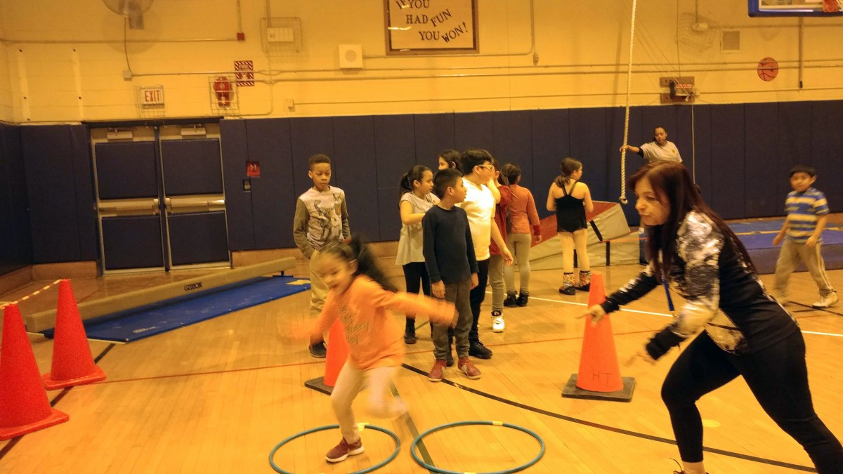 Family Fun Fitness Night