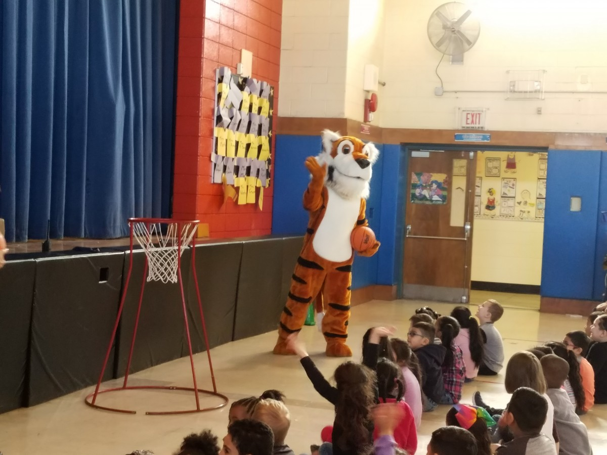March Madness at Temple Hill