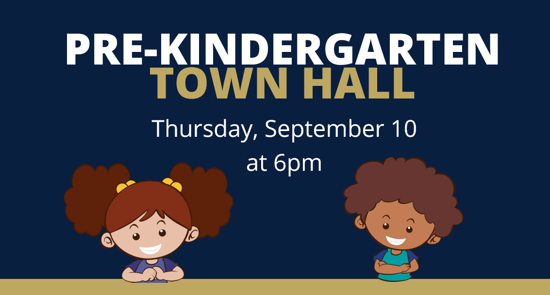 Thumbnail for Pre-Kindergarten Town Hall