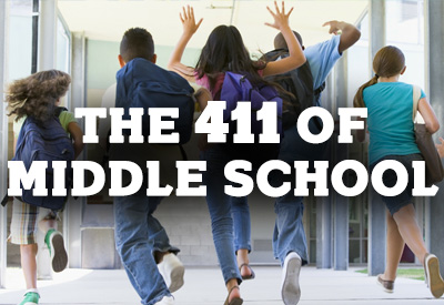 Thumbnail for Register Now for the 411 of Middle School Event