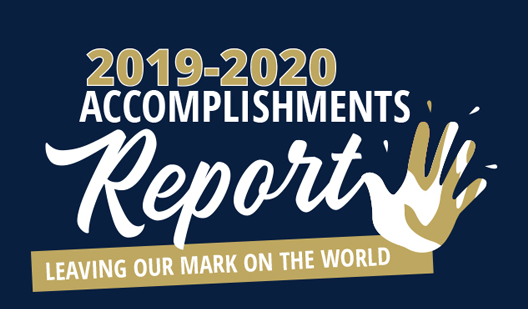 Thumbnail for 2019-2020 Digital Accomplishments Report
