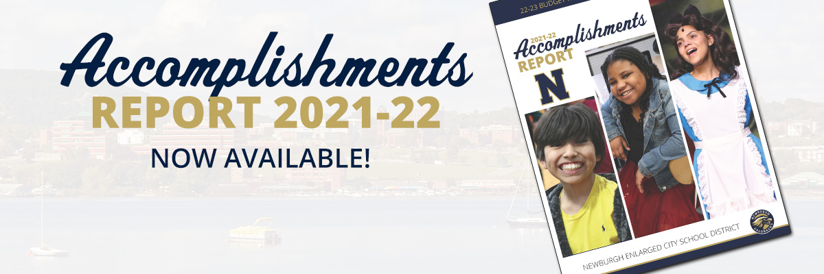 Accomplishments Report