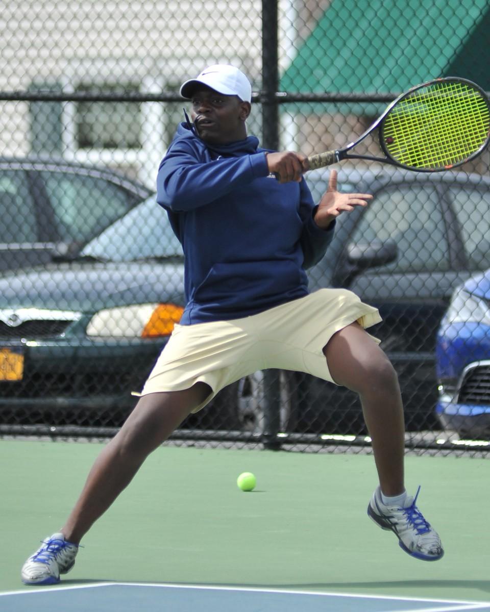 Thumbnail for NFA Tennis Team Member Jahari Blake Named 2020 New York Positive Athlete