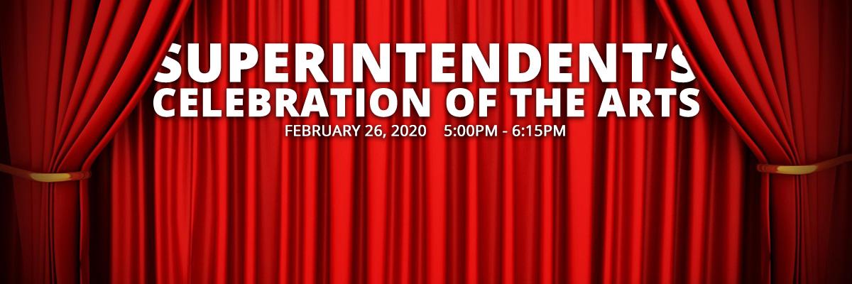 Superintendents Celebration