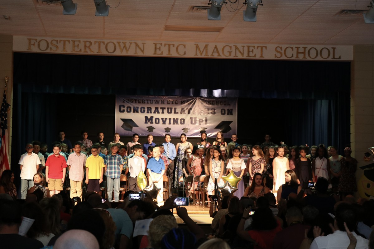 Thumbnail for Fostertown School Celebrates 5th Grade Moving Up Ceremony!