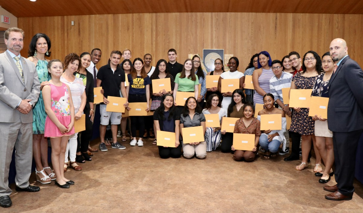 Thumbnail for 34 Scholars Honored with NYS Seal of Biliteracy