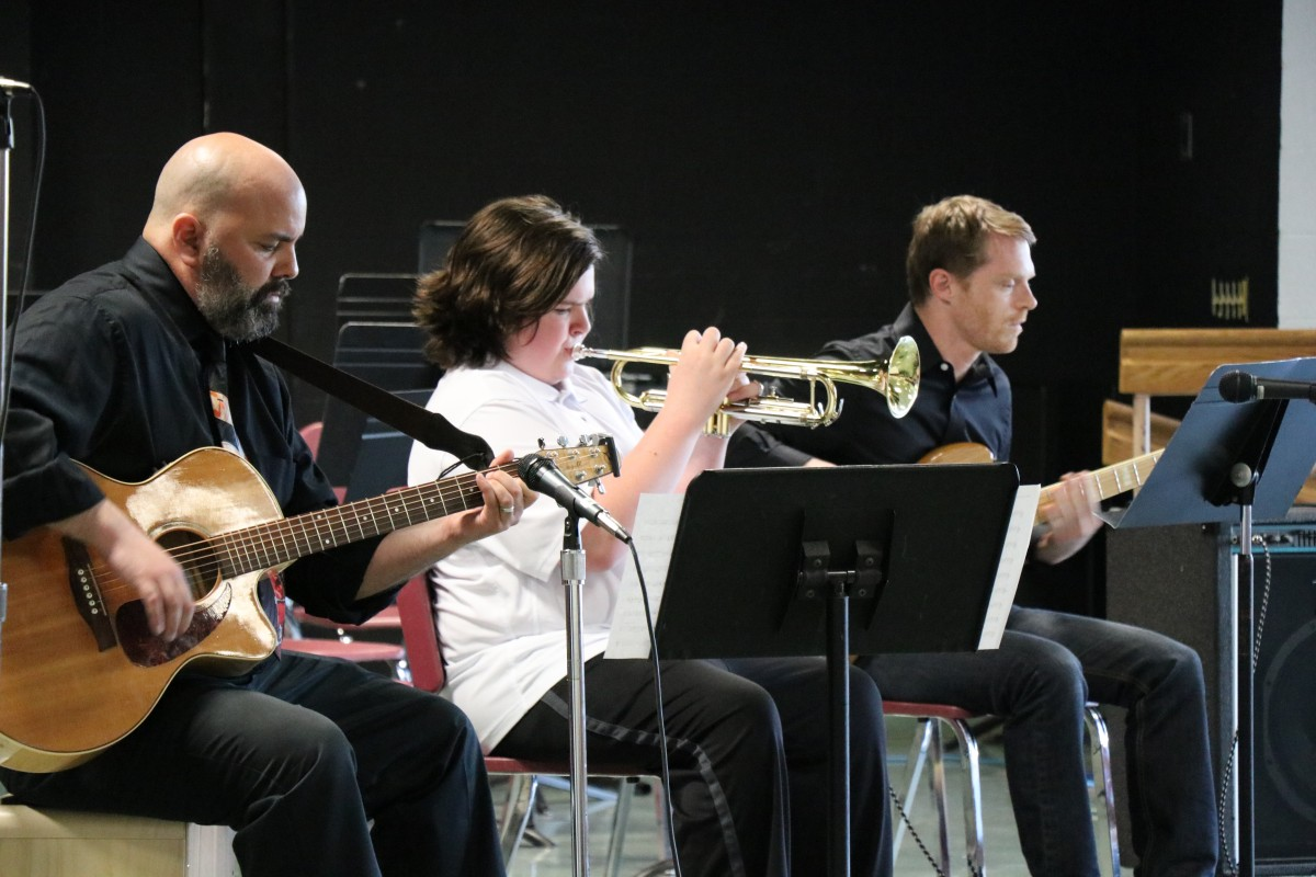 Thumbnail for Heritage Middle School Hosts Band Concert