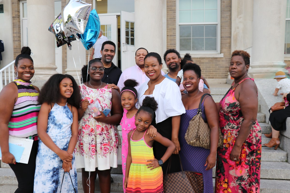 Thumbnail for Heritage Middle School Celebrates 8th Graders Moving to High School