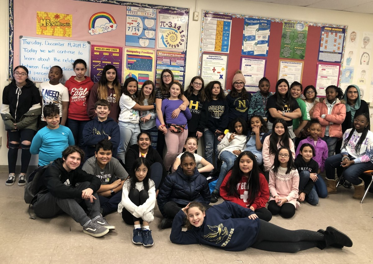 Thumbnail for Heritage Middle School Hosts 2nd Annual NICU Fundraiser & Baby Shower