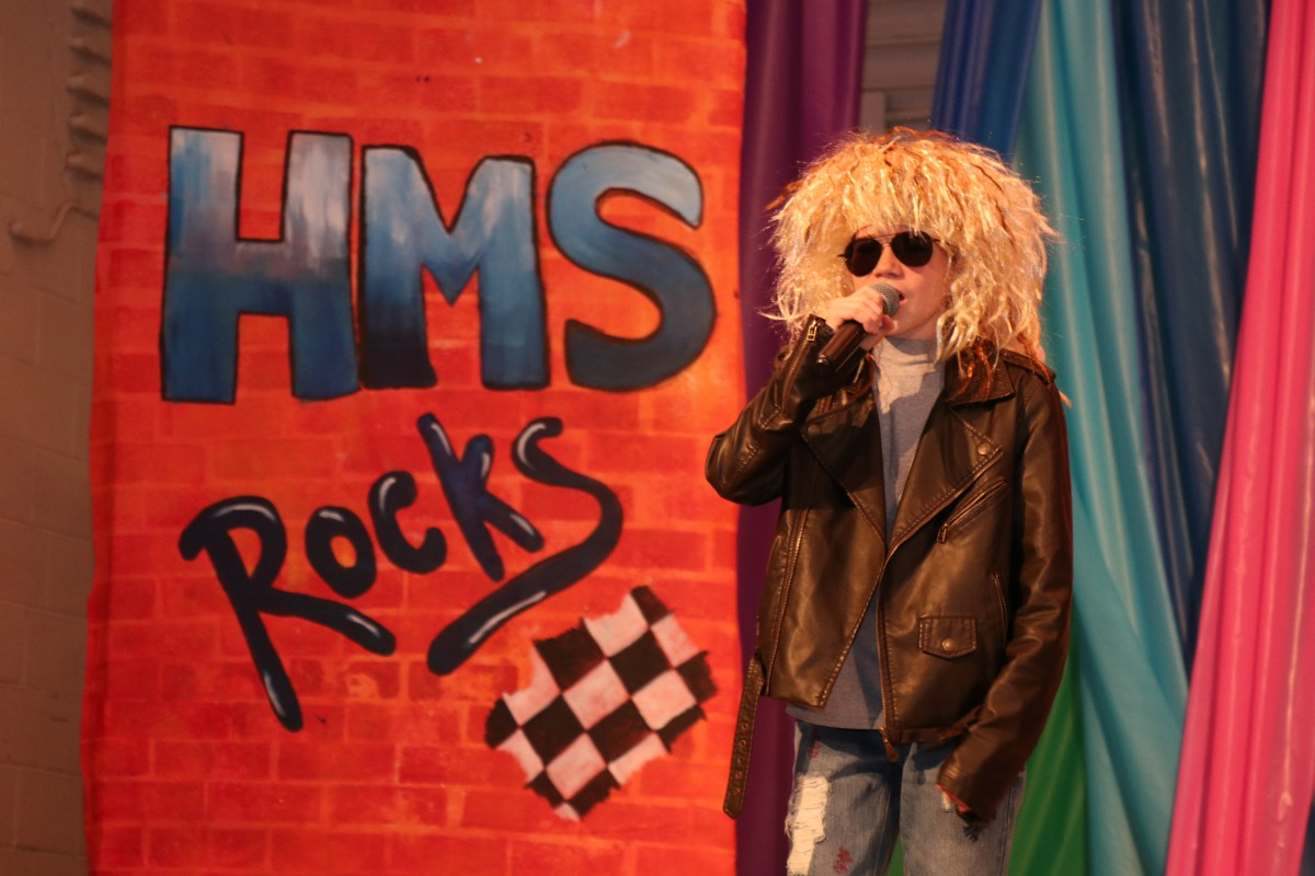 Thumbnail for Heritage Middle School Presents Spring Musical MTV: A Tribute to the 80s
