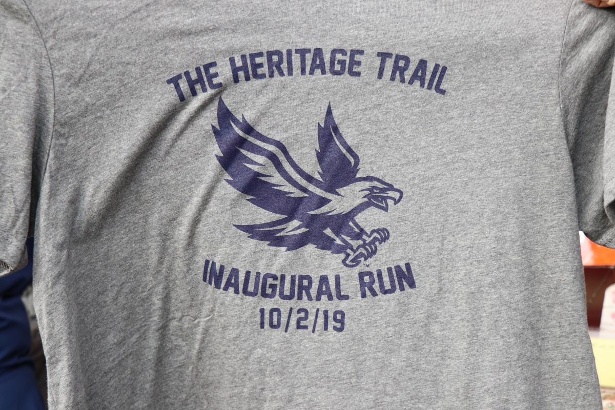 Commemorative t-shirt of the event.