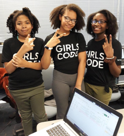 Thumbnail for Newburgh Girls Coding Club Registration - One  Info Session Added