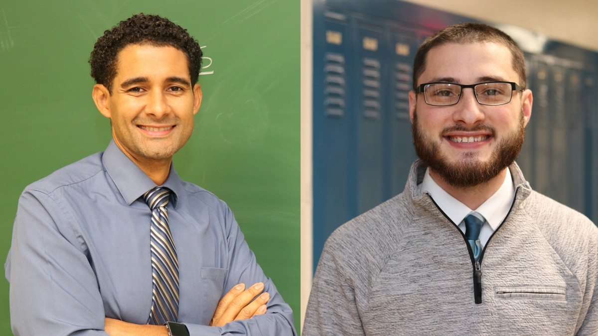 Thumbnail for Two Newburgh Free Academy Teachers Inducted into 'Master Teacher' Program