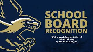 Thumbnail for School Board Recognition - Thank You!