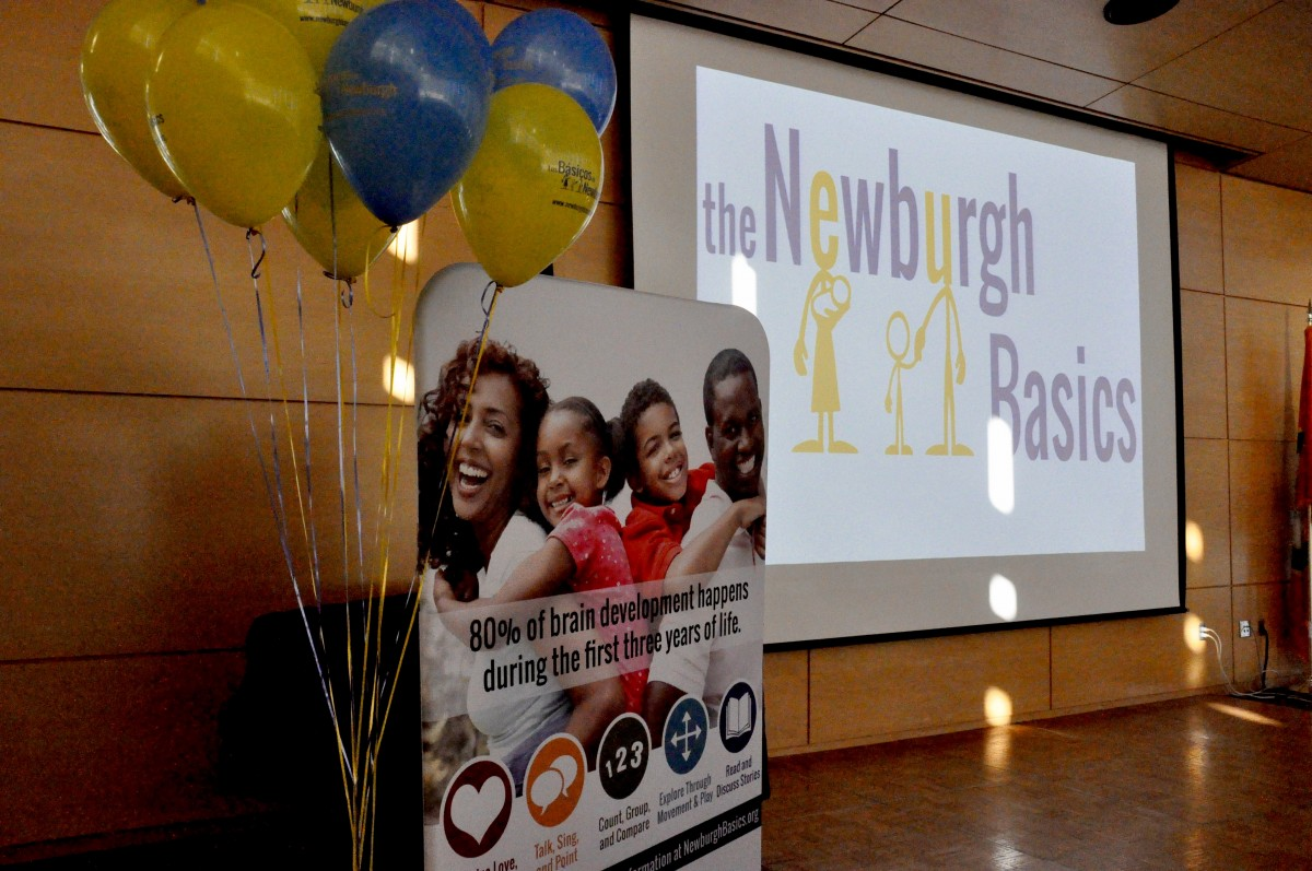 The Newburgh Basics launch materials