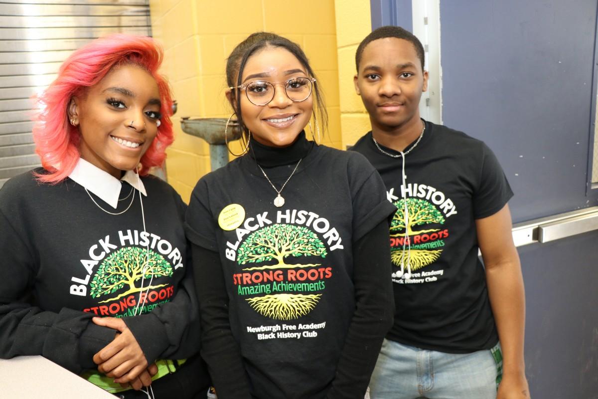 Thumbnail for NFA Main Black History Club Hosts Youth Community Resource Fair