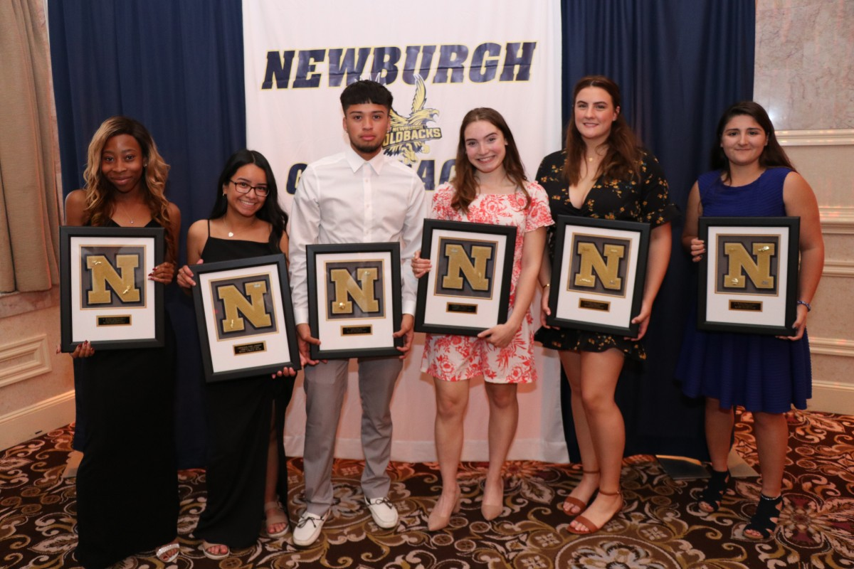 Thumbnail for Newburgh Free Academy Athletes Celebrate Annual Block N Dinner