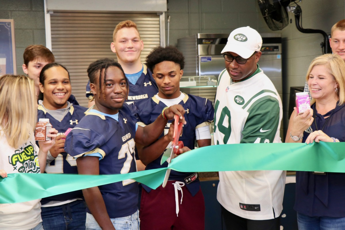 Thumbnail for Newburgh Free Academy, Main Campus Unveils Three Updated Cafeterias